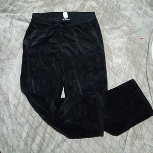 New York laundry velour pants